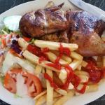 Delicious Peruvian Chicken