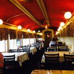 Foto de Red Caboose Motel, Restaurant & Gift Shop
