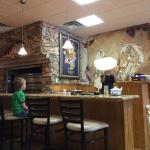 What a great place for Pasta and Pizza !  Our grandson said its his new BEST place to eat ! The