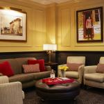 The Dunhill Hotel Lobby Sitting Area