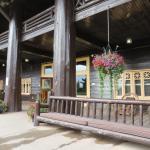 Foto de Glacier Park Lodge