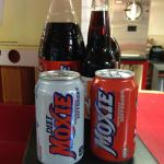 They even serve Moxie!