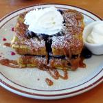 Over Stuffed French Toast