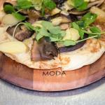 Colonist Porcini Mushroom Pizza
