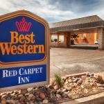 Foto de BEST WESTERN Red Carpet Inn