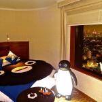 Premium Suica Penguin Room