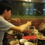 China Restaurant Foto