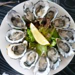 Coffin Bay Oysters from South Australia beautiful.