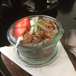 Chia Pudding is super delicious and a great way to start your day!