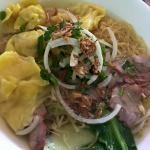 Wonton Noodle Soup $12
