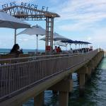 Foto de Beach Bar at Newport Pier