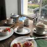 Devon cream tea - everything home made!