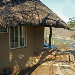 Our hut at Olifants