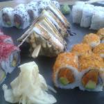 Prettiest Sushi Platter