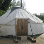 The Lakeside Yurt