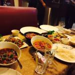 Great dinner at yo Chin��