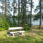 King's Highway picnic area, east of Fort Francis