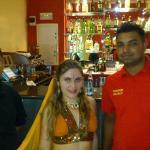 Vidunderlig indisk mad Punjabi Palace Restaurant. Meny Del Dia 8.95 Euro Incl Café eller dessert