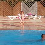 Ici on peut apprendre à nager et à plonger en toute tranquillité !