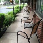 Balcony - Anchor Motel Photo