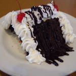 Ultimate Brownie Sundae!