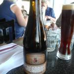 Gregorius trappist beer @ 10%, the desert beer!