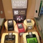 Our delicious Caws Cenarth cheese!