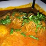 East Indian Lamb (bottle masala / coconut milk / tamarind)