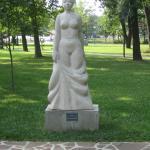 Handclasp European Sculpture Park