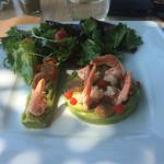 Salade lombok