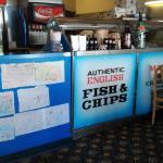 Half Penny Fish & Grill resmi