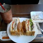 Photo de Ueshima Coffee Shop Sendai Ichibancho
