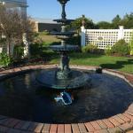 Plaze Motor Motel garden