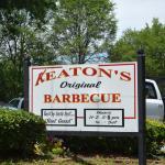 Keaton's