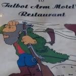 Talbot Arm Motel Foto