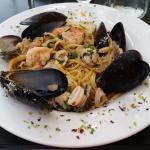 Linguini Mediterraneano