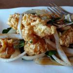Spring Roll.  Shrimp Dish