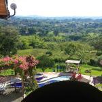 Vista panoramica desde segundo piso