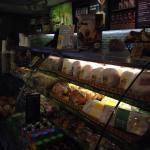 Great options at Starbucks, Fleet
