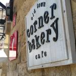 Old Town Corner Bakery Shop Foto