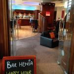 Bar from Marriott Maida Vale