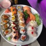Óptimo Sushi e óptimo ambiente!!! Aconselho vivamente!!!