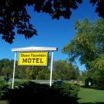 Welcome to the Stone Fountain Motel
