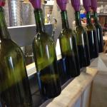 We make and bottle all our wines on sight. Lee has been making wine for over 20 years. It is his