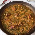 ESPECTÁCULO DE VARIETETS. Paella valenciana, que impresiona el sabor y la calidad, Meloso de Bo