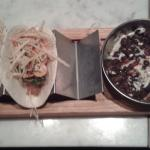 Tasty Mexican food -