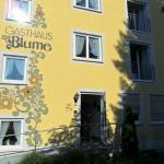 Foto de Gasthaus zur Blume