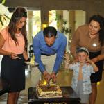 Departure cake