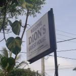 Foto de Dion's Guest House
