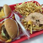 Animal Style burgers & even an Animal Fry!